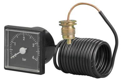 Pressure Amp Vacuum Gauges Amp Indicators Plastic Case